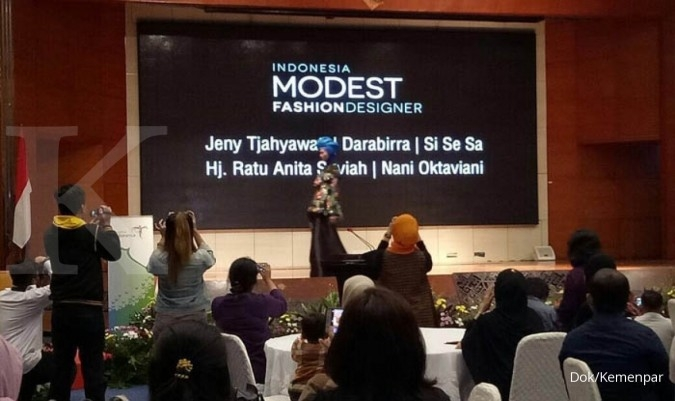 Indonesia Modest Fashion Week 2017 digelar di JCC