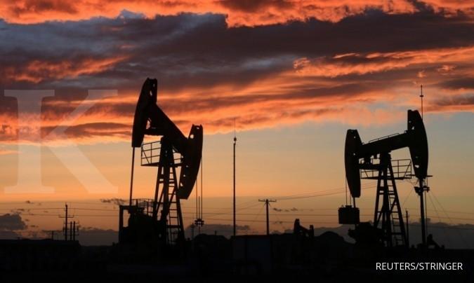 Konflik Irak mereda, harga minyak stagnan