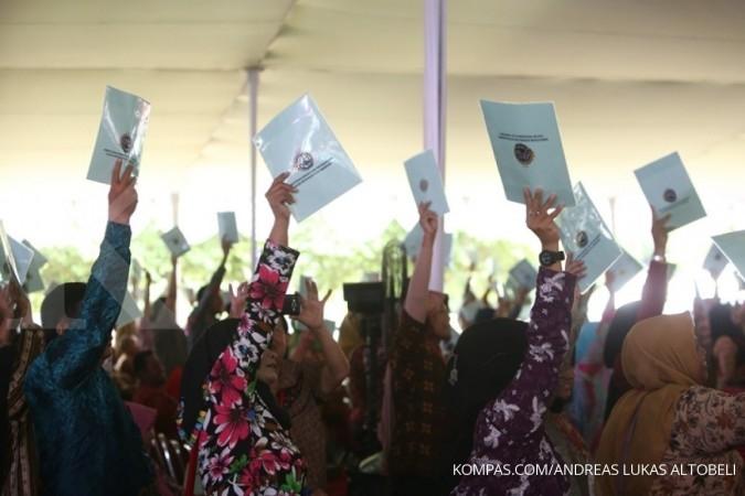 3 tahun Jokowi-JK, reforma agraria diapresiasi