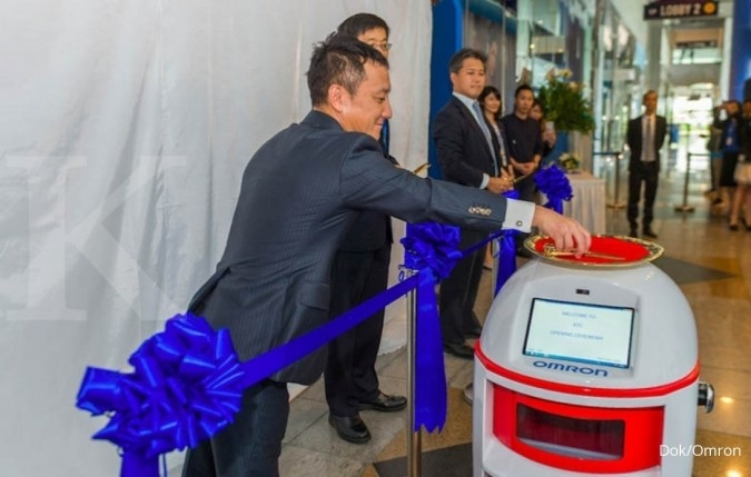 Omron resmi buka fasilitas automation di Singapura