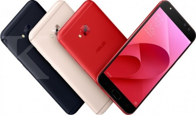 PTSN ASUS targetkan penjualan 2 juta smartphone di 2017