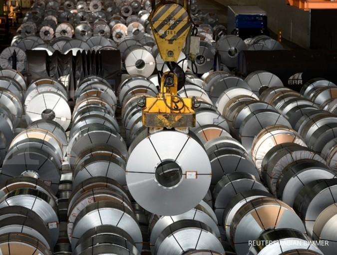 Pemerintah minta pebisnis baja kembangkan hilir