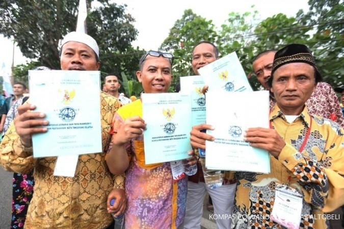 Pencapaian program reforma agraria masih mini