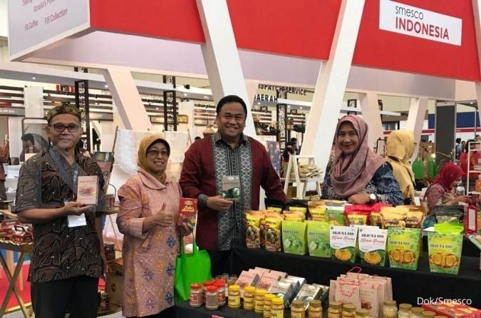 Smesco ramaikan Trade Expo Indonesia 2017