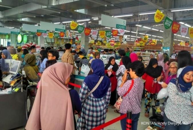GS Supermarket resmi buka gerai ke 3