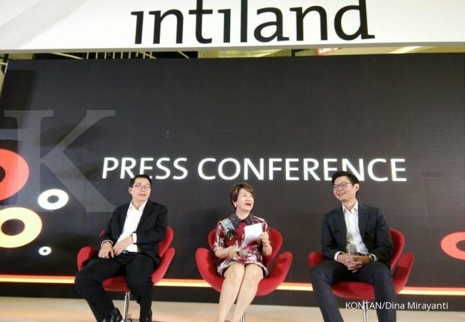 Pameran, Intiland target marketing sales Rp 120M