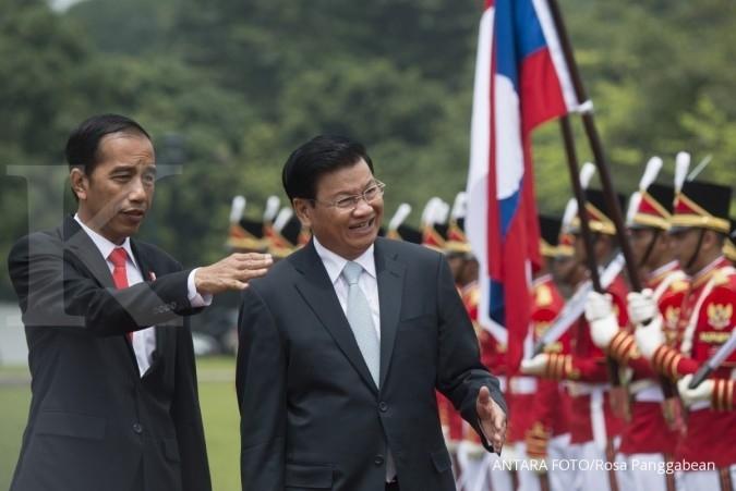 PM Laos dijamu karedok dan soto mie