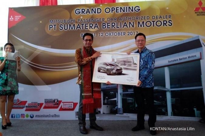 Sumatra Berlian Motors incar pertumbuhan 15%-20%