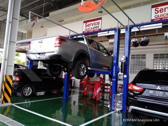 Mitsubishi bidik penjualan 90.000 unit kendaraan