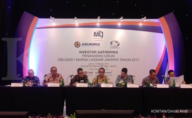 Obligasi Marga Lingkar Jakarta raih rating AAA