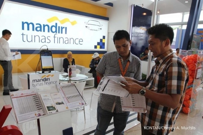 Kredit macet multifinance semakin turun