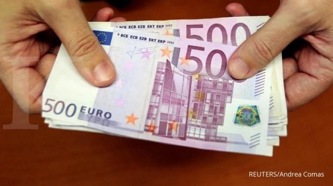 Euro keok melawan yen Jepang