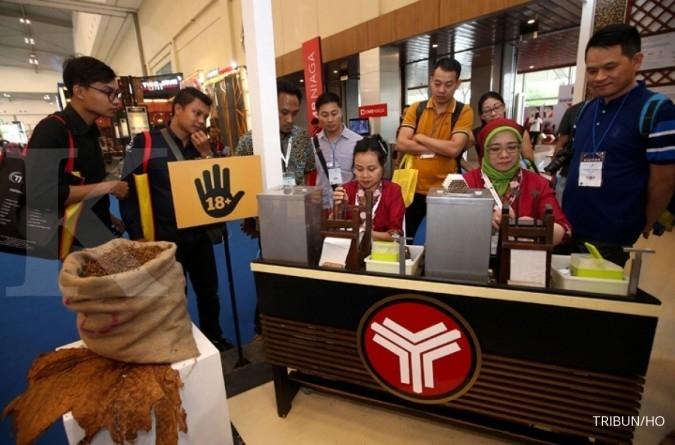 HMSP BBRI HM Sampoerna's position was taken over by Bank Rakyat Indonesia
