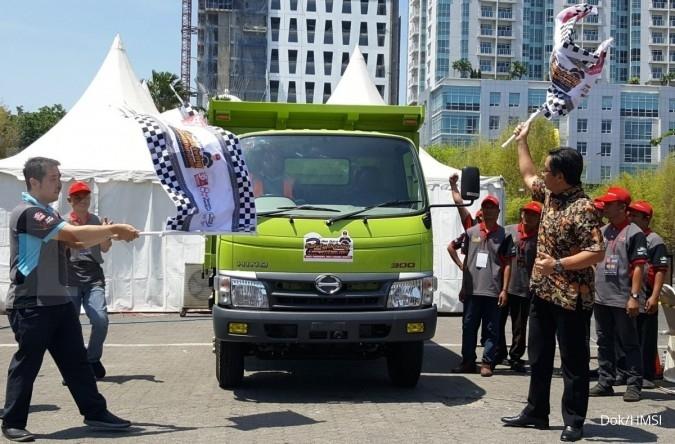 Perkuat pasar Sumut, Hino luncurkan New Dutro