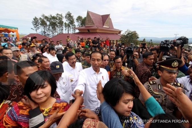 Ketika Jokowi blak-blakan soal tudingan PKI