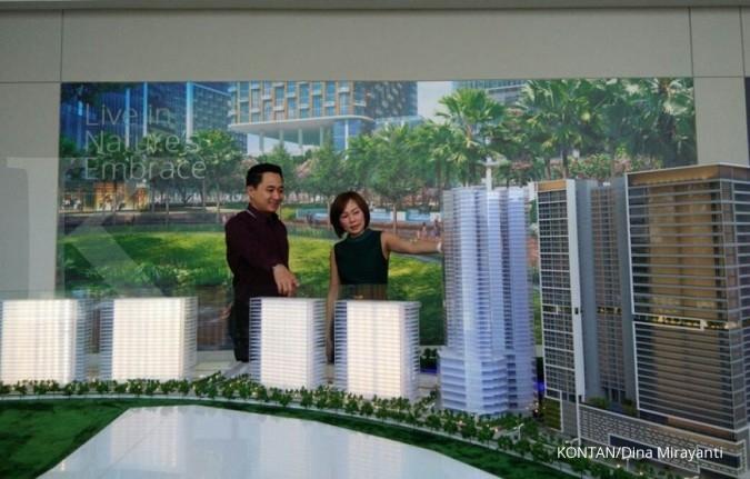 One Parc incar penjualan 500 unit apartemen WOHO