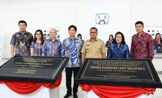 Honda tambah diler keenam di Makassar