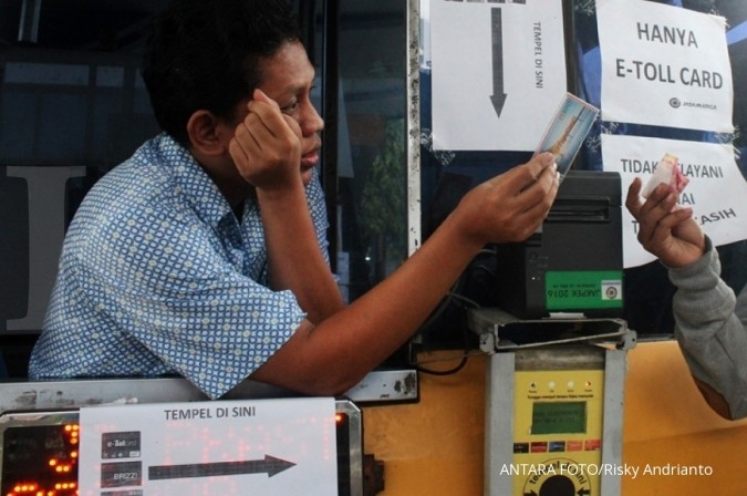 Jasa Marga targetkan transaksi tol hanya 4 detik