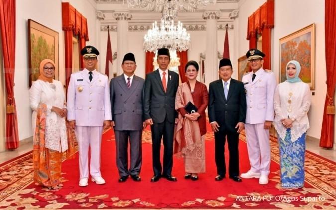 Jokowi akan memanggil Anies-Sandi, ada apa?
