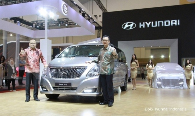 Penjualan mobil MPV kelas atas tetap ngebut