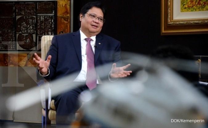 Kata Menteri Airlangga soal Permenperin No. 34