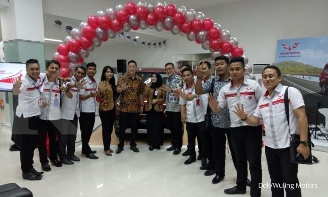 Diler anyar Wuling hadir di Pekanbaru