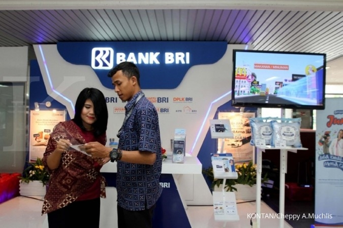 Bank besar optimistis pertumbuhan kredit kuartal I 2018 tumbuh dua digit