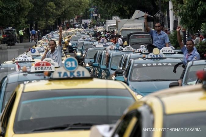 Kemenhub cari rumus adil taksi argo dan online