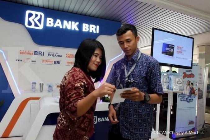 BRI optimistis kinerja kuartal III 2017 membaik