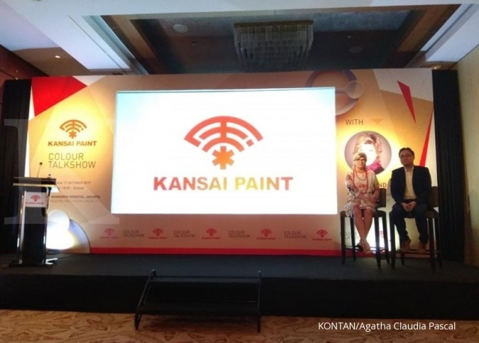 Kansai Paint hadirkan warna amadeus sambut 2018