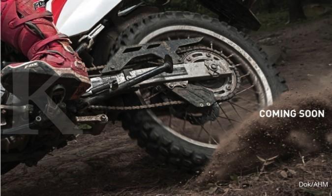 Honda CRF150 bakal panaskan bisnis motor off road