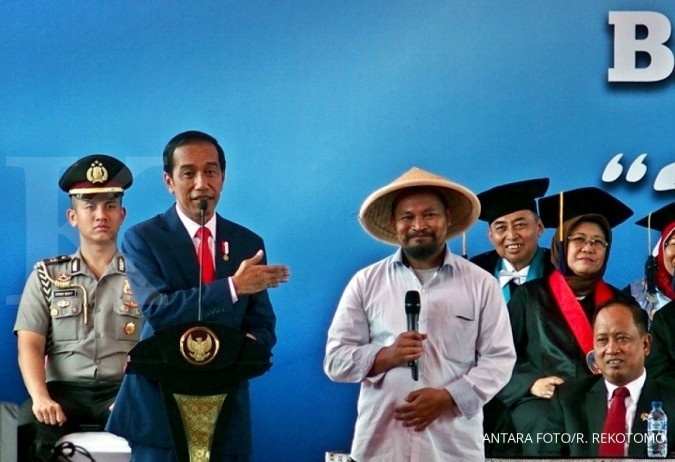 Jokowi: Waspadai informasi di media sosial