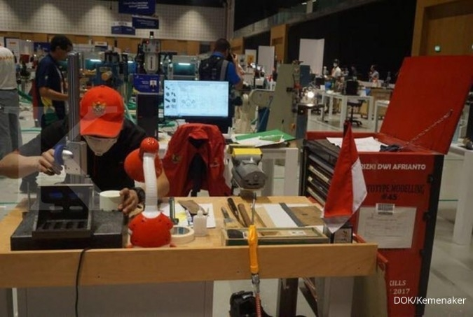 Indonesia ikut Kejuaraan WorldSkills Abu Dhabi