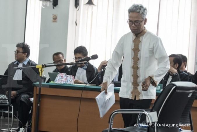 Buni Yani hadapi vonis di pengadilan Bandung
