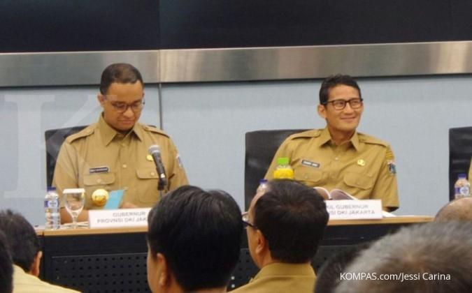 Hindari macet, Sandi minta Transjakarta ubah rute