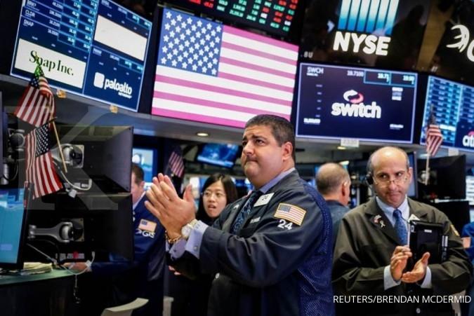 Reformasi pajak dibahas, Dow terbang 165 poin