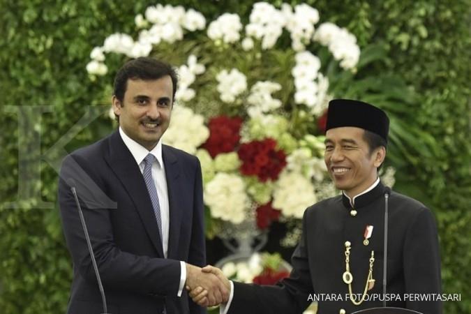 Indonesia-Qatar sepakat kerjasama di 2 sektor ini