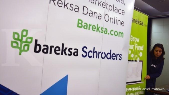 Schroder jual tujuh produk reksadana lewat Bareksa