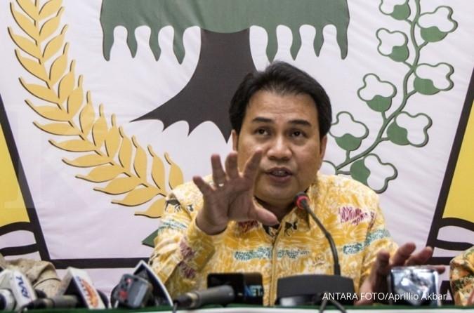 50 anggota Fraksi Golkar tolak Aziz Syamsuddin