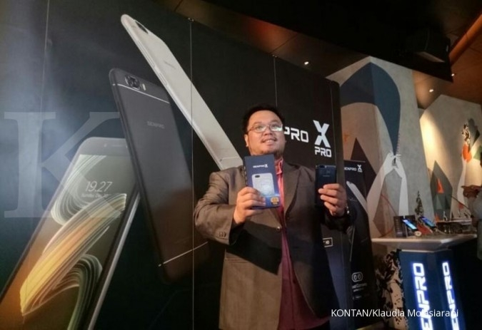Gandeng Shopee, Genpro rilis seri X Pro