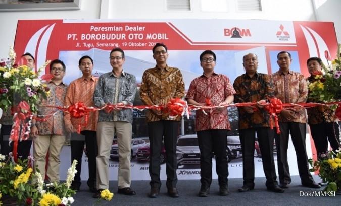 Mitsubishi Motors buka diler baru di Semarang