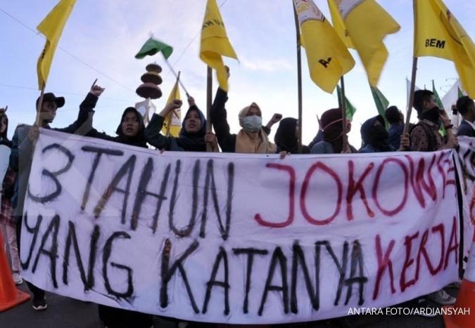 BEM serukan unjuk rasa besar pada 28 Oktober nanti