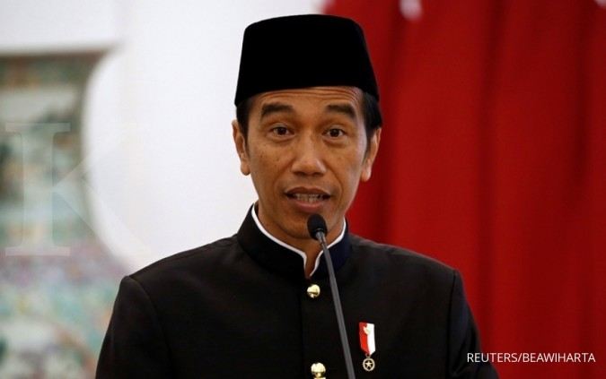 Arahan Jokowi terkait penyelidikan penyidik KPK