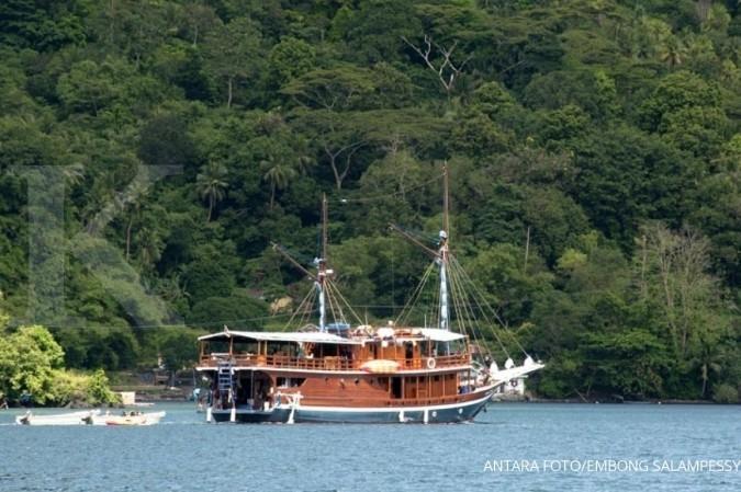 Pesta Banda di Maluku sedot ratusan pengunjung