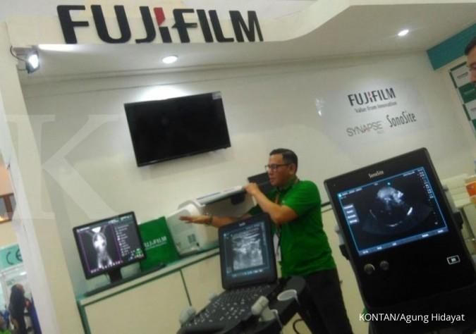 Fujifilm jajaki bisnis alkes dengan rumahsakit