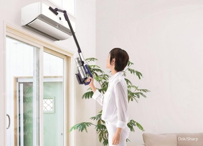 Sharp luncurkan vacuum cleaner tanpa kabel