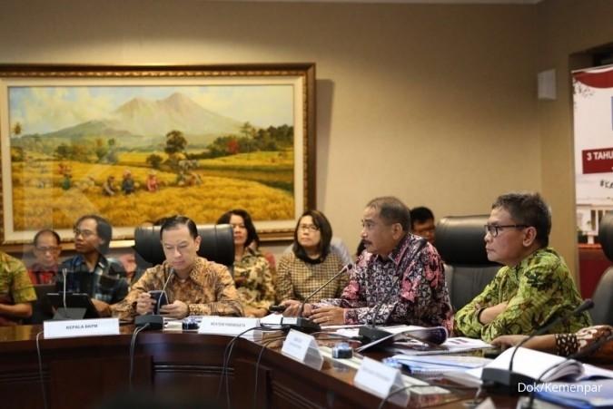 Ini laporan Menteri Pariwisata ke Presiden