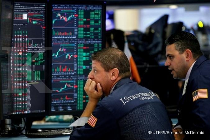 Dow Jones sukses memperbarui rekor