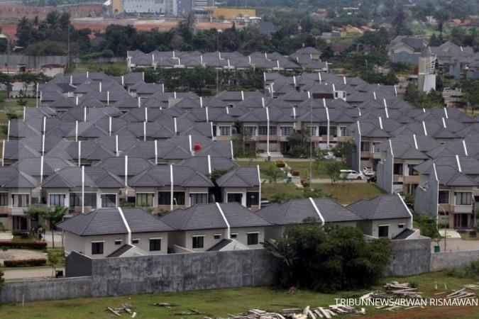 Penjualan rumah di Banten anjlok 49%, kuartal III