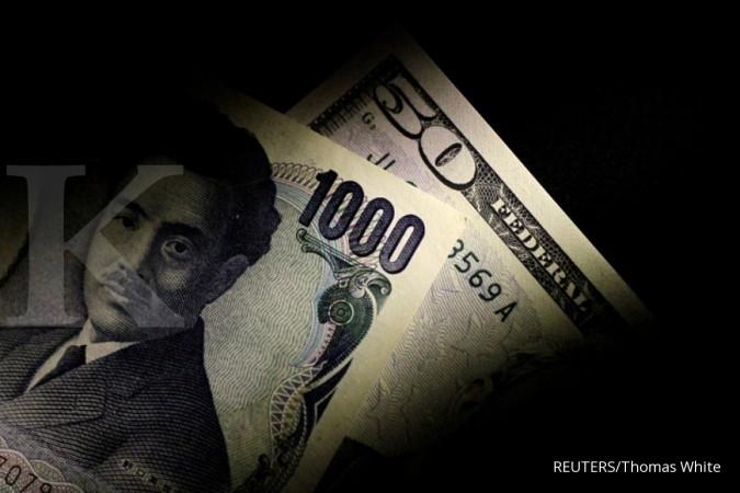 Dipicu isu pajak, dollar AS loyo versus yen